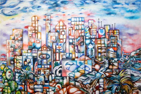 BLUE CITY SQ
